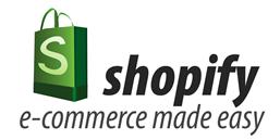 Shopify Slogan Exampl